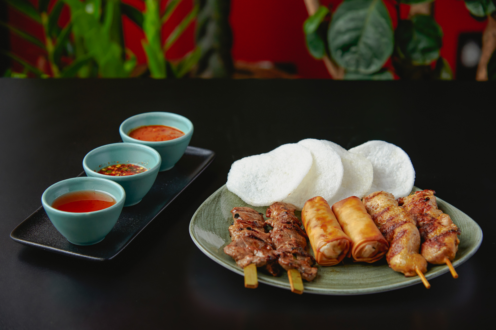 THAI ASSORTED (min 2 persons)
