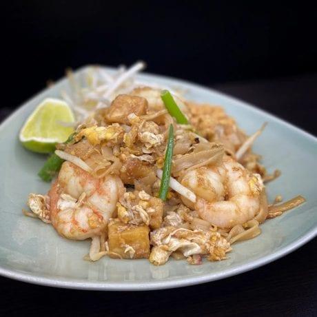 PAD THAI (shrimps)